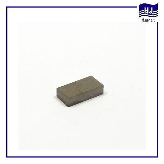 Strong Power Square SmCo1: 5 2: 17 Permanent Magentic Block SmCo Magnet