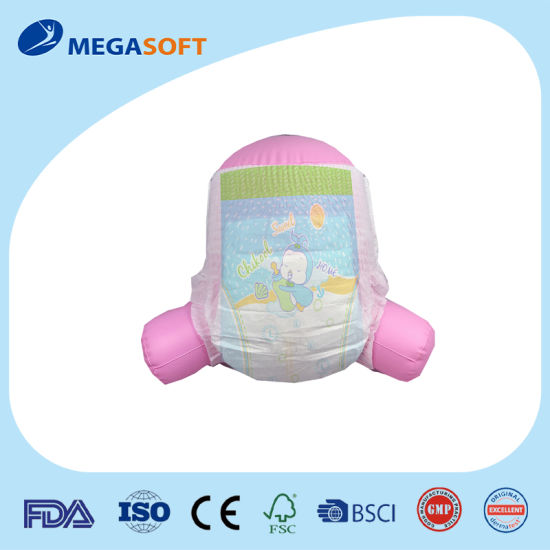Chikool Premium Q-Shape Baby Pants with Dual Core in China