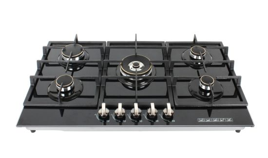 New Style Built in 5 Burner Gas Stoves/ Gas Cookers