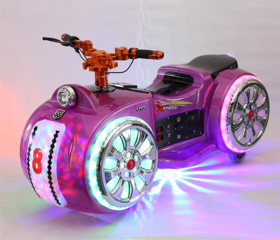 Indoor and Outdoor Playground Amusement Equipment Electric Toy Prince Car for Earning Money