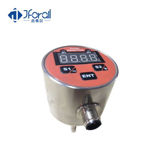 Factory Supply High Accuracy Stainless Steel Thermal Water Flow Switch Air Flow Switch