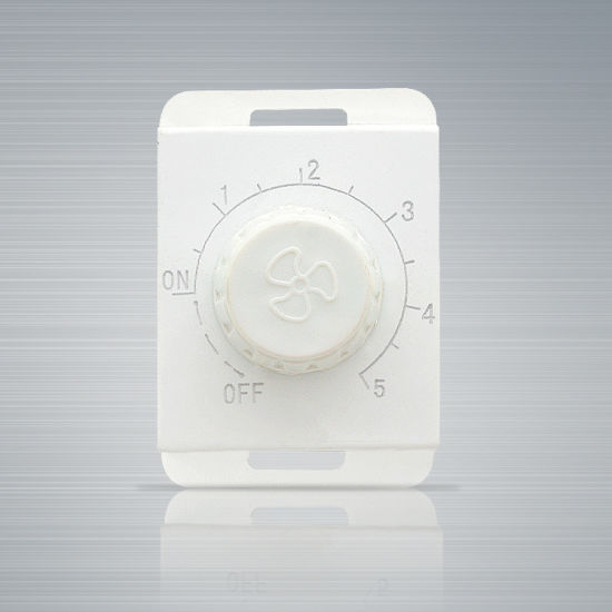 China Electrical Dimmer Fan Switch / Dimmer Speed Switch
