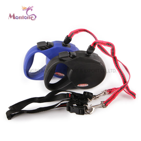China Telescopic Pet Dog Leash Automatic Retractable Traction Rope 7 Meter China Retractable Traction Rope And Pet Leash Price