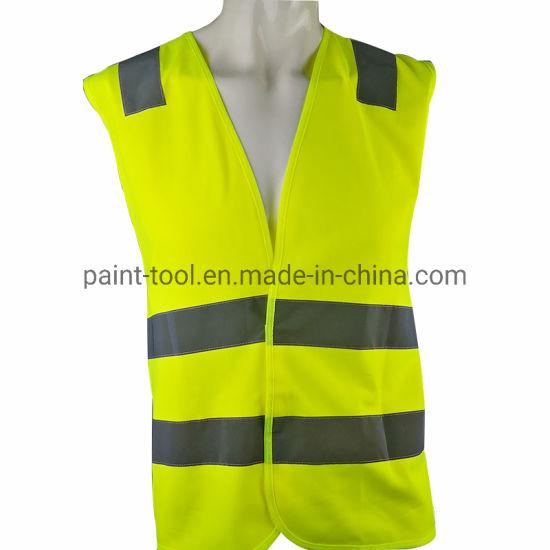 Hi-Vis Windproof Breathable Work Uniform Safety Work Vest
