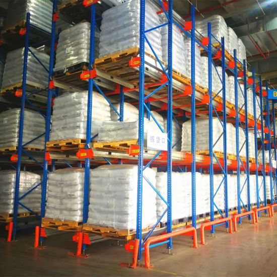 China Manufacturer Shuttle Racking for Cold Storage