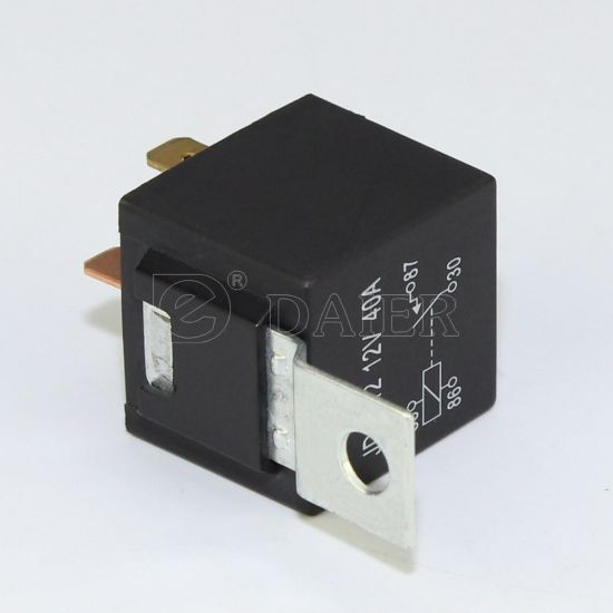 Pin Amp Relay Wiring on