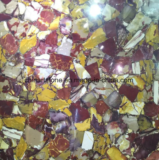 Semi Precious Stone Tiles And Slabs