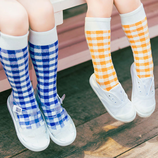 great deals 2017 cheap super cheap China Little Girls Stockings Knee High Long Socks for ...