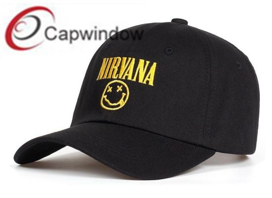 High Quality Custom Embroidered Baseball Sport Cap