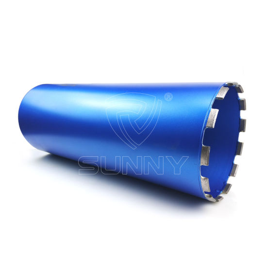 2-3//4 Inch Laser Welded Diamond Core Drill Bit Hole Saw for Concrete//Asphalt