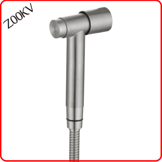 304 Stainless Steel Muslim Bathroom Sanitaryware Washing Machine Tap Toilet Faucet Bidet