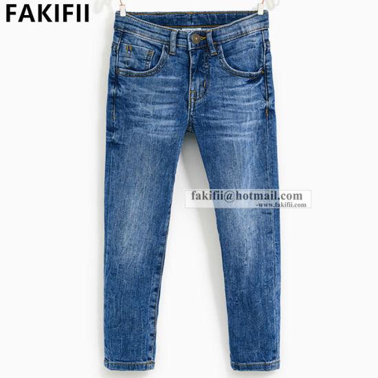 2020 New Design Wholesale Fashion Kid Apparel Children Jeans Wear
