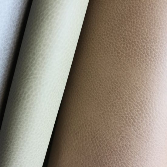 Soft PU Artificial Synthetic Imitation Faux Leather for Sofa