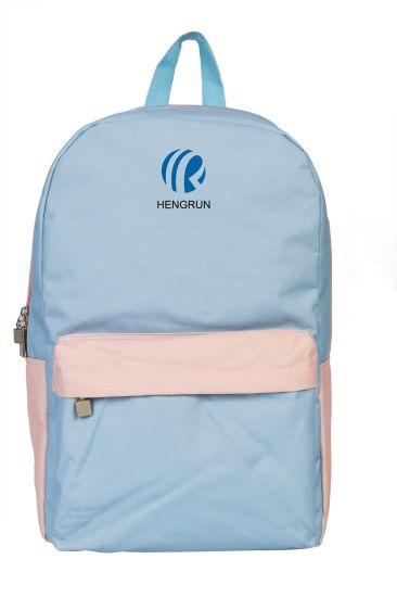 Factory 600d PVC Leisure Outdoor Kids Children's School Backpack Bag