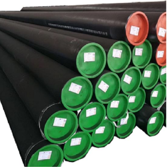 API 5L Standard Quality Seamless Steel Tube Big Size for Building