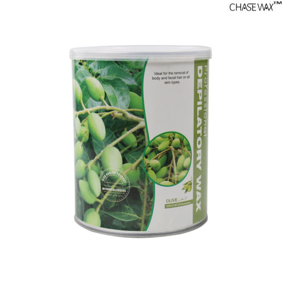 800g High Quality Olive Soft Wax for Hair Removal pictures & photos