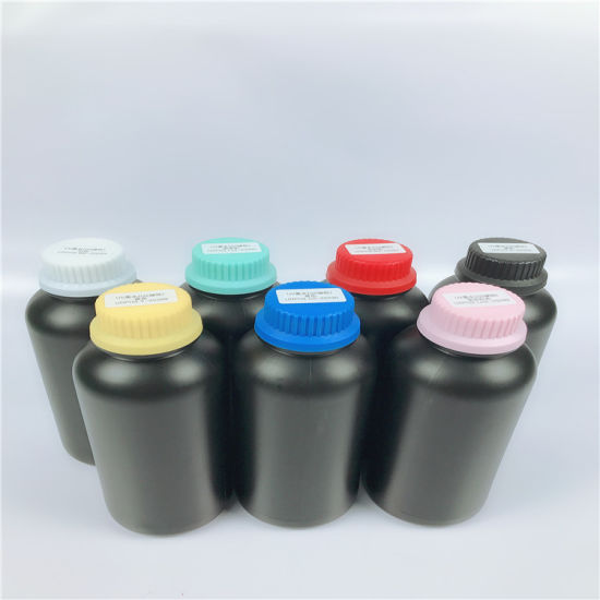 2019 Year Factory Price LED UV Curable Ink for Ricoh UV LED Printer