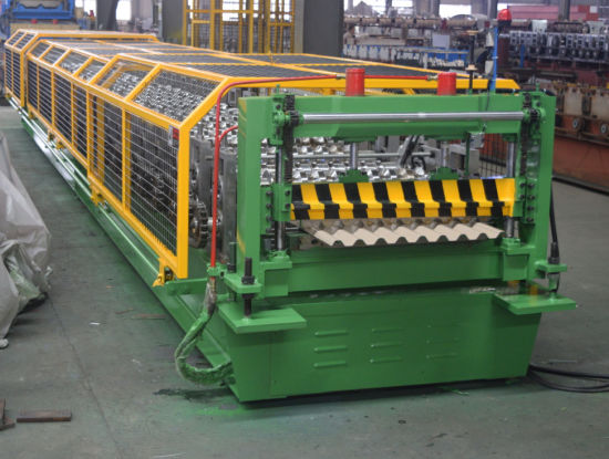 Yx25-87.5-700 Roll Forming Making Machine for Roof Project