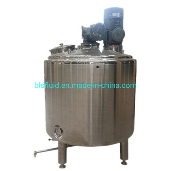 Stainless Steel Chemical Homogenizer Mixer