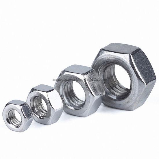 Stainless Steel Hex Cap Nut