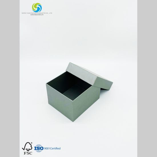Customized Clothing Box for Packaging The Towel with Coated Paper