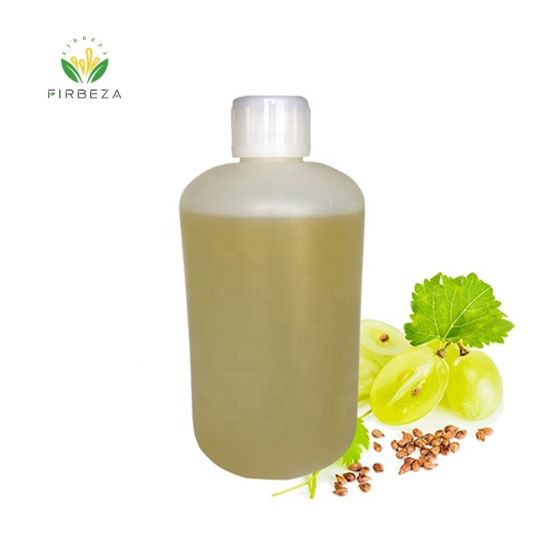 100% Pure Natural Cold Pressed Grape Seed Oil