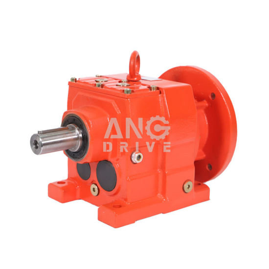 High Efficiency Precision Coaxial Inline Helical Motor Reduction Gearbox