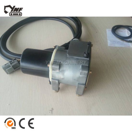 Daewoo Dh225-7 Dh225-5 Throttle Motor Accelerator Motor 2523-9014 2523-9015 pictures & photos