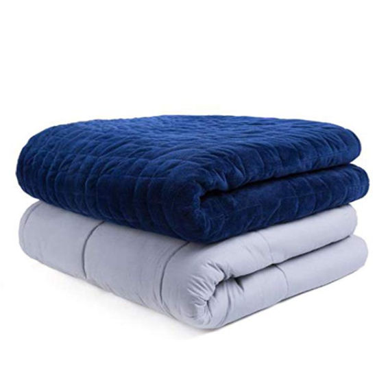 Hot Sale Gravity Sensory Baby Adult Weighted Blankets
