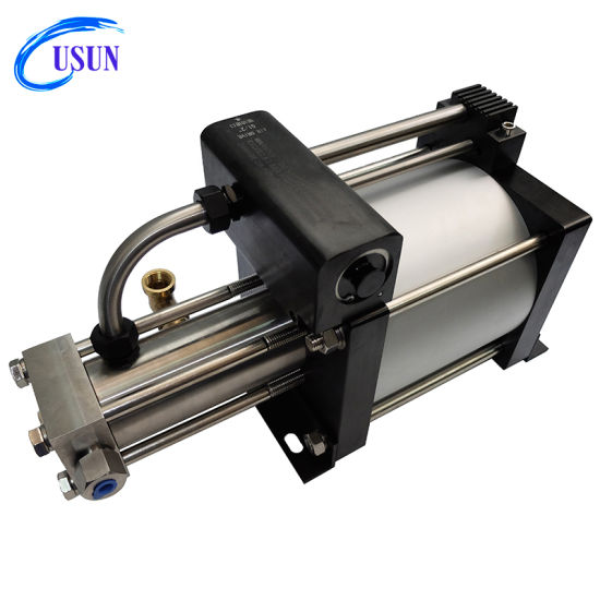 Hot Item Model: GB40-Ol 200-300 Bar Air Driven Oxygen Gas Booster Pump for Diving Use