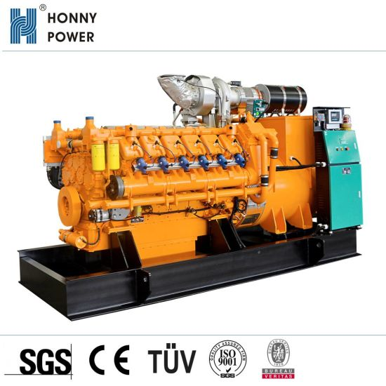 Googol 200kw-2000kw Natural Gas Generator Set Made in China - China