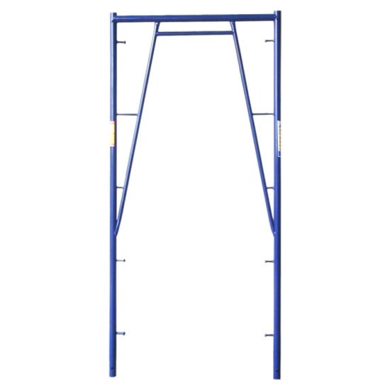 ANSI Certified Building Material Construction Formwork Coupler 3'x6'8'' Snap on Walk Thru Frame Scaffolding