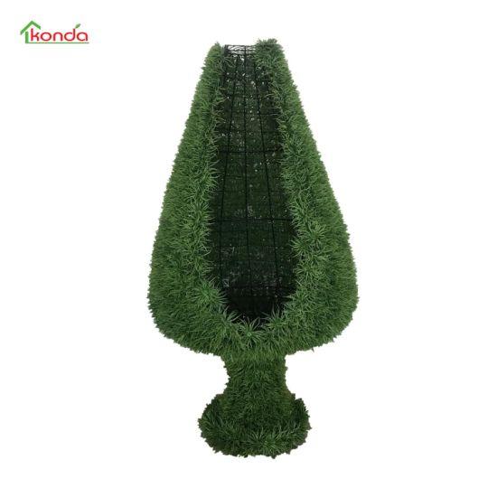 Artificial Topiary Plants Tree Cedar Trees for Home Garden Decor
