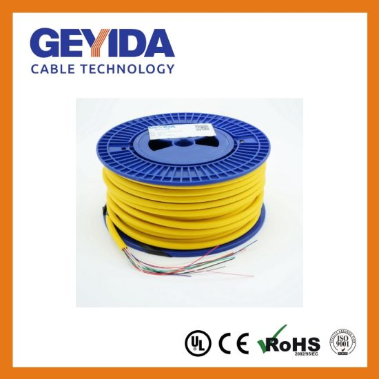 China 12 -Fiber Vertical Wiring Optical Fiber Cabling Cable ... on