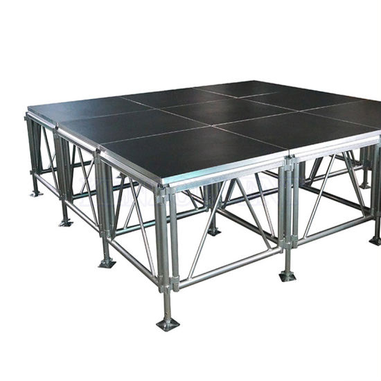 Hot Selling Mobile Event Outdoor Trailer Aluminum Stage for Sale