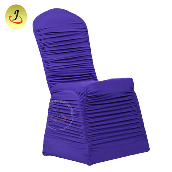 50 Metallic Spandex Chair Band for Folding Banquet Lycra Universal Chair Covers