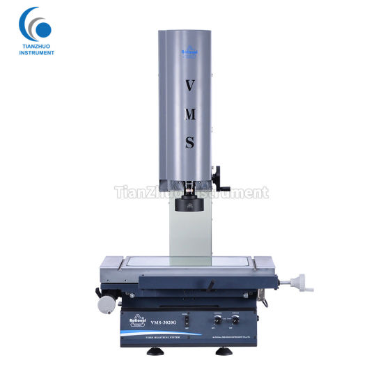 China Leading Brand 2D Vision Measuring Machine for Testing Length (VMS G series)