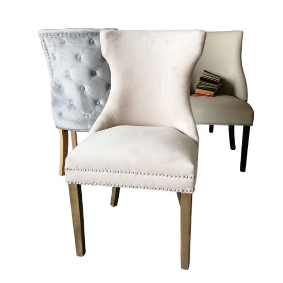 Kvj-Ec06 Dining Room Furniture Upholstery Kd Cheap Dining Chair