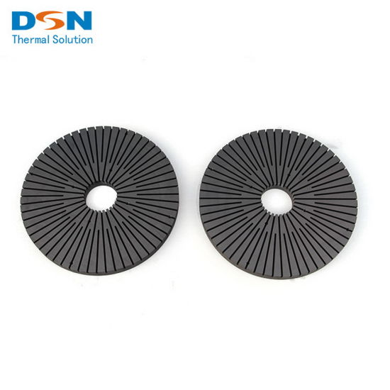 Dsn Factory High Quality Graphite Ingot Mold for Glass Casting