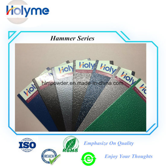 536f-752f Hammer Resistant Powder Coating for BBQ-Outdoor Use