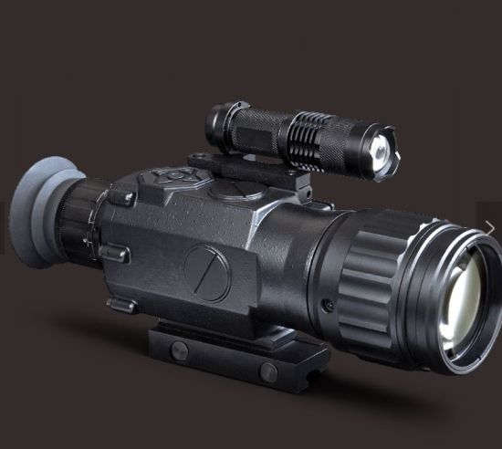 Hunting Night Vision Optical with Red DOT Sights Shooting Riflescope