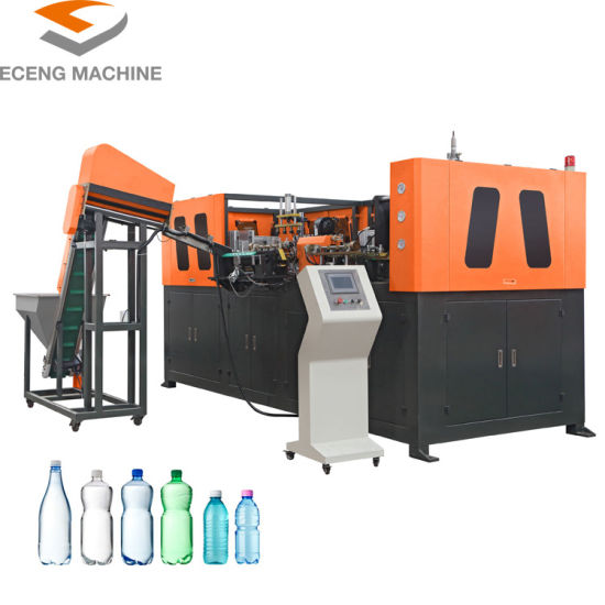 Hot! ! ! Semi Automatic Pet Bottle Blowing Machine Price pictures & photos