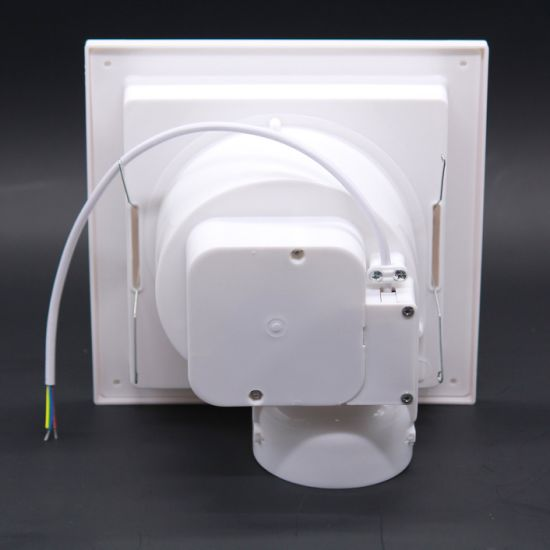 Large Air Flow Ventilation Fan with 6''8''10''12'' for Duct Bathroom