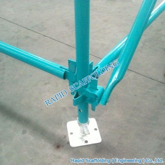 Metal Galvanized Kwikstage Modular Scaffolding System