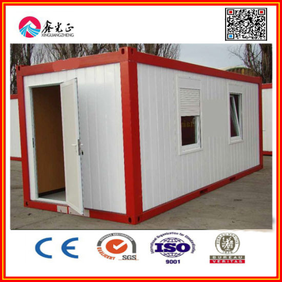 China Middle Standard Module Container Office China Office