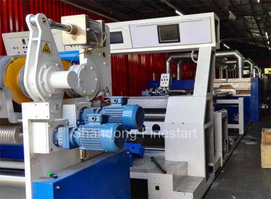 Textile Finishing Machine Stenter / Heat Setting Stenter / Gas Heating Methods Stenter