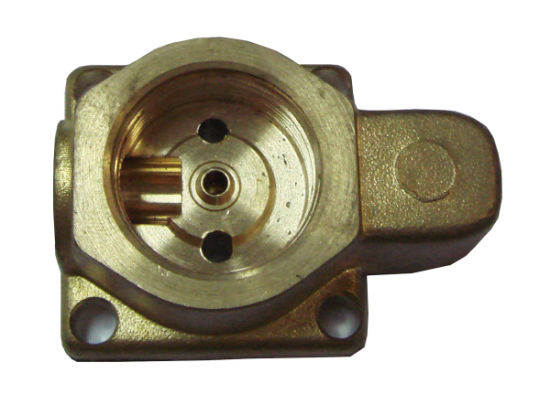 Made of Forged Brass with CNC Machining Valve Fittings