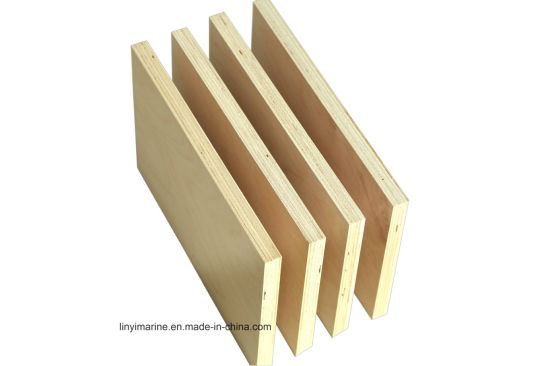 18mm Birch Plywood BB/CC Grade for Furniture pictures & photos