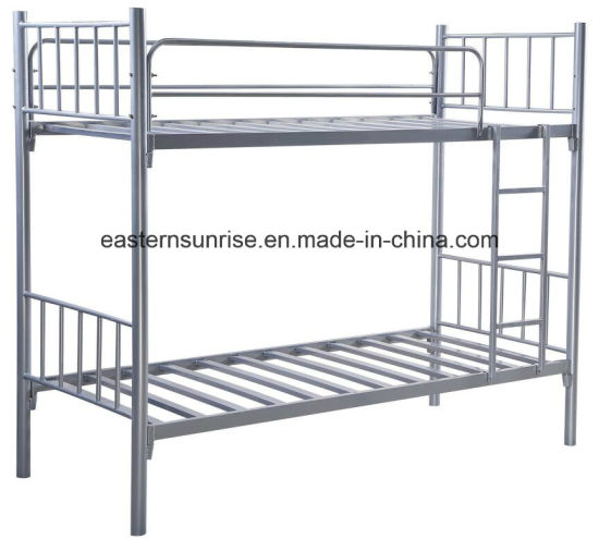 Latest Design Cheap Metal Steel Iron Double Bed