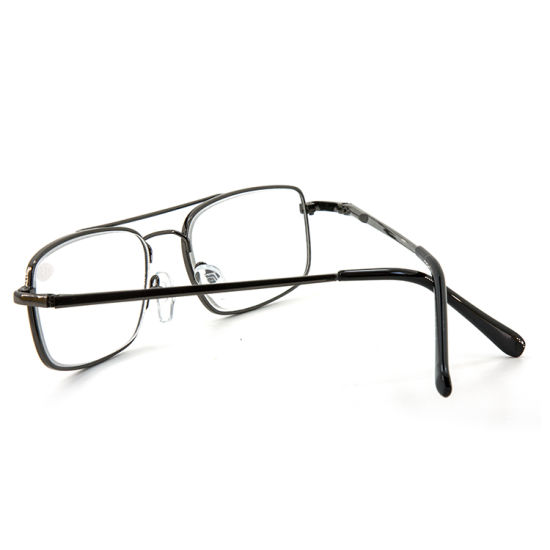 Latest Popular Design Metal Reading Eyewear Glasses Optical Frame pictures & photos